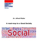 A road-map to a good society