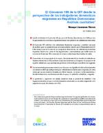 El Convenio 189 de la OIT desde la perspectiva de las trabajadoras domésticas migrantes en República Dominicana