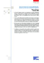 Pisos de protección social en El Salvador