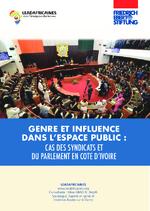 Genre et influence dans l'espace public