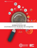 Korrupsioni në universitetet publike në Shqipëri