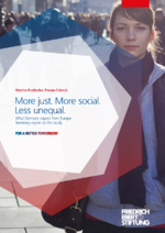 More just. More social. Less unequal