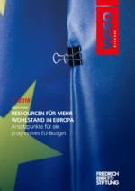 Ressourcen für mehr Wohlstand in Europa