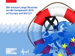 Wie schauen junge Deutsche vor der Europawahl 2019 auf Europa und die EU?
