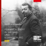 Friedrich Ebert in Weimar und Schwarzburg 1919