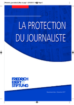 La protection du journaliste