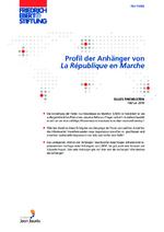 Profil der Anhänger von La République en Marche