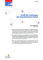 Profil der Anhänger der Sozialistischen Partei