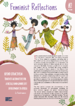 Beyond extractivism: feminist alternatives for a socially and gender just development in Africa