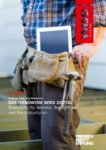 Das Handwerk wird digital