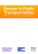 Gender in public transportation
