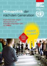 Klimapolitik der nächsten Generation