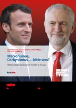 Macronismus, Corbynismus, ... bitte was?