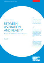 Between aspiration and reality