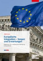 Europäische Integration - Sorgen und Erwartungen