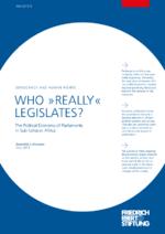 """Who """"really"""" legislates?"""