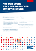Auf der Suche nach solidarischer Europäisierung