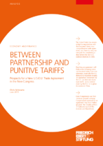 Between partnership and punitive tariffs