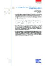 La matriz productiva en El Salvador y su camino hacia la transformación