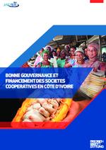 Bonne gouvernance et financement des sociétés coopératives en Côte d'Ivoire