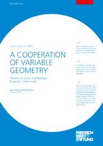 A cooperation of variable geometry