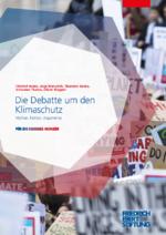 Die Debatte um den Klimaschutz