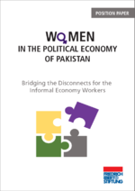 Women in the political economy of Pakistan