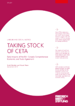 Taking stock of CETA