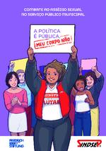 Combate ao assédio sexual no serviço público municipal