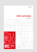 OSCE and Donbas