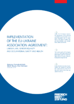 Implementation of the EU-Ukraine association agreement