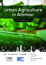 Urban agriculture in Amman