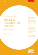 The new dynamic of Europe