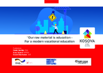 """Our raw material is education - for a modern vocational education"""