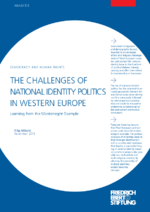 The challenges of national identity politics in Western Europe