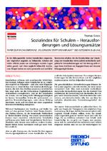 Sozialindex für Schulen - Herausforderungen und Lösungsansätze