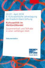 Kulturpolitik im Welt(en)Wandel