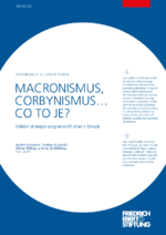 Macronismus, Corbynismus... co to je?