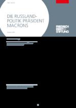Die Russlandpolitik Präsident Macrons