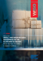 Small and mediums-sized enterprises in the platform economy