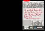 Von der Friedlichen Revolution zur deutschen Einheit