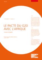 Le pacte du G20 avec l'Afrique