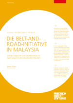 Die Belt-and-Road-Initiative in Malaysia