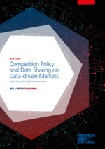 Competition policy and data sharing on data-driven markets