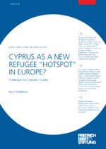 "Cyprus as a new refugee ""hotspot"" in Europe?"