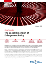 The social dimension of enlargement policy