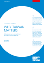 Why Taiwan matters