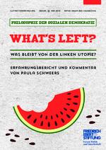 What's left? - Was bleibt von der linken Utopie?