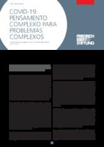 Covid-19: Pensamento complexo para problemas complexos