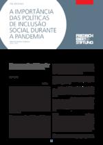 A importância das políticas de inclusão social durante a pandemia